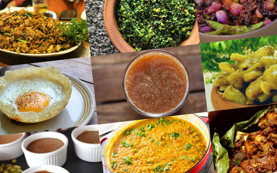 Foods foreigners must try in SriLanka