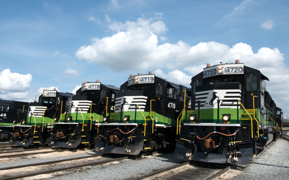 Do new locomotive engines worth