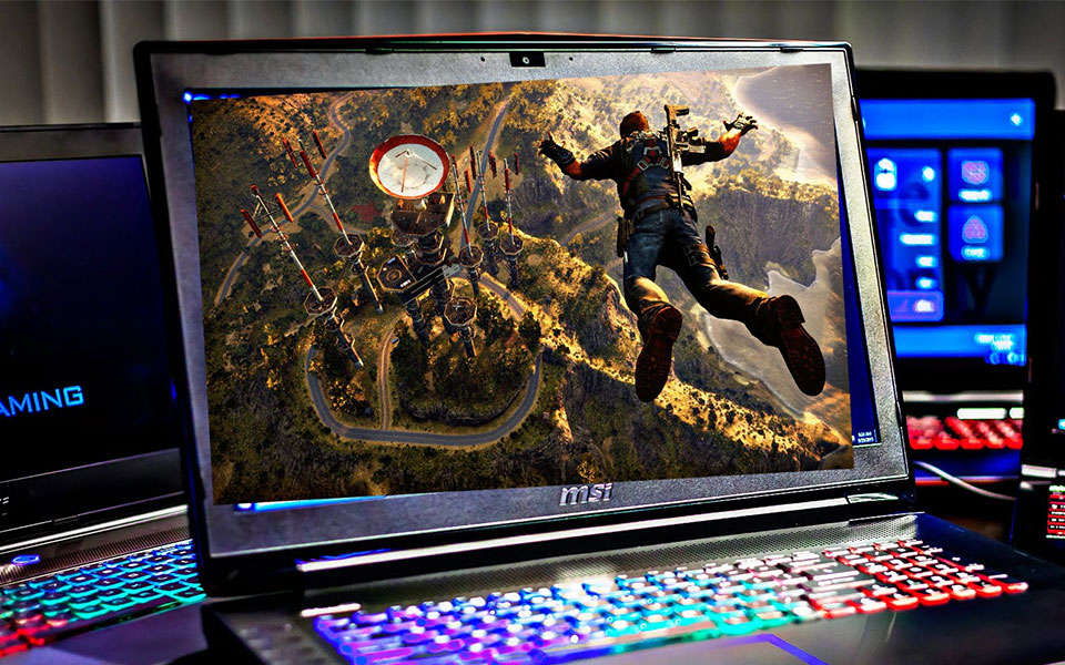 Best gaming laptops of 2018