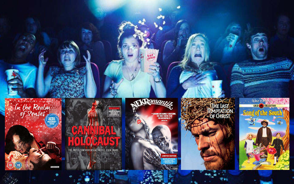 Controversial Movies