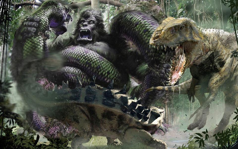 Most Vicious Creatures